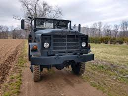 100 6x6 Military Truck High Water 1984 AM General 5 Ton 6X6 M923 Military Truck For Sale