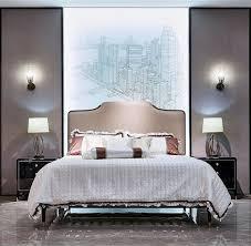 details zu designer bett schlafzimmer betten leder hotel luxus polster beige barock rokoko