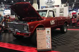 LMC Truck Reveal Miss Fire At The 2015 SEMA Show - Hot Rod Network