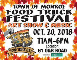 Town Of Monroe - Town Of Monroe Food Truck Festival October 20, 2018 The Five Best Foods We Tasted At Food Truck Fest Catch These Ucr Today Food Truck Festival 19 Ac Festival Drink Atlanticcityweeklycom Wdsra Atx Taste World Edition In Austin Barton Savor Lawrence Unmistakably 2nd Annual February Kid 101 Melbournes Biggest Ever Is On May Beat Salem New England Open Markets Toronto Docano Yearlong Royal Bc Museum