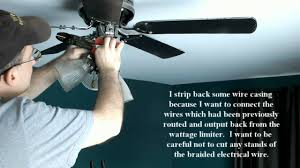Harbor Breeze Ceiling Fan Issues by Fixing Ceiling Fan On Which Lights Had Been Blinking Because Of