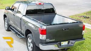 Retrax Bed Cover by Retrax One Tonneau Cover Product Review At Realtruck Com Youtube