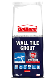 Blue Hawk Premixed Vinyl Tile Grout Directions by Unibond Ready To Use Wall Tile Grout White 1 38kg Departments