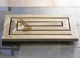 Teak Bath Shelf West Elm by Wooden Mats That Double As Boot Trays Apartment Therapy