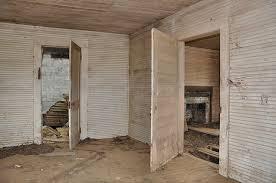 Turner County Ga Abandoned Farmhouse Interior Photograph Copyright