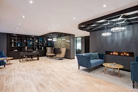Simple Modern Reception Furniture Design