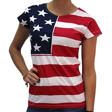 Amazon Flag FR200 Frank Allover Junior Cut La s American