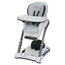 Graco Blossom 4-in-1 Seating System Convertible High Chair ...