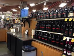 Fred Meyer Christmas Tree Ornaments by Growler Station Inside A Fred Meyer This Is Wicked Pinterest