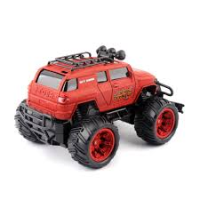 100 Monster Truck Toys For Kids 120 RC Car Cross Country Rc Radio Controlled Machine 27MHZ