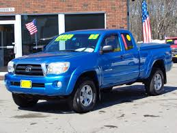 100 Toyota Tacoma Used Trucks 2005 SR5 Off Road First City