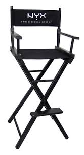 Professional Tall Folding Directors Chair by Wanna Be A Makeup Artist Invest In A Director U0027s Chair The