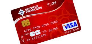 plafond debit carte visa la carte visa electron de l opt nc pour vos achats en nouvelle