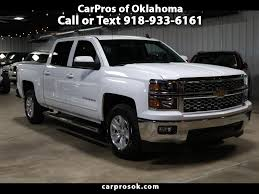 Used Chevrolet Silverado 1500 For Sale Muskogee, OK - CarGurus