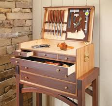 Tool Box Dresser Ideas by Heirloom Projects Woodsmith Plans