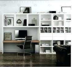 bureau bibliothèque intégré bibliothaque bureau integre bibliothaque bureau bibliotheque