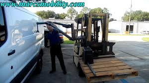 Hoveround Power Chair Commercial by Harmar Al 800 Used Harmar Lift For Pick Up Truck Youtube