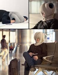 Writing for Designers › Ostrich Pillow by Kawamura Ganjavian