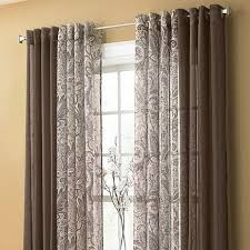 Sears Window Treatments Blinds by Like This Too With The Combination Of Plain And Pattern Sears