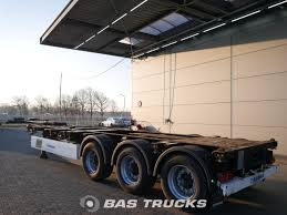 Krone 20 Ft - 30 Ft - 40 Ft - 45 Ft Semi-trailer €10200 - BAS Trucks