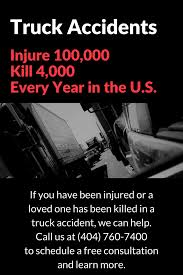 100 Truck Accident Attorney Atlanta Dangers Of S Lawyer