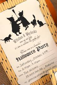 Halloween Potluck Invitation Ideas by Free Halloween Invitation Samples U2013 Fun For Halloween