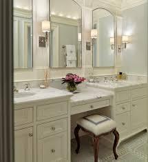 Bathroom Makeup Vanity Height by Bathroom Incredible Makeup Vanity Tables Sink Vanities With Table