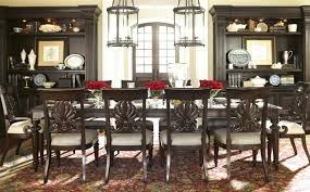 Colonial Style Dining Table Amazing Room Neutral Color Plus Terfic Furniture For Your Natural Bdge Set Menu Chair