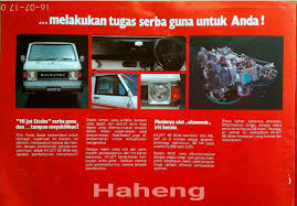 Daihatsu Hijet 1000 | Broshure Mobil,motor,truck & Bus | Pinterest ...