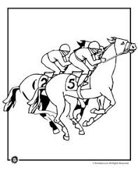 Free Printable Best Horse Coloring Pages For Kids