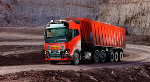 100 Trucks Images Volvos First Commercial Selfdriving Trucks Will Be Used In Mining