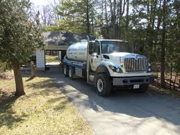 Septic Service Truck House Call | Johnson's Sanitation Service Ltd.