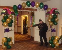 mardi gras decorating ideas mardi gras balloons mardi gras