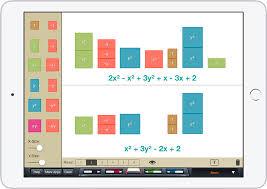 online virtual algebra tiles 100 images algebra tiles