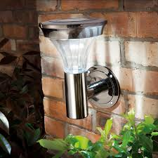 cole and bright led solar wall light with pir sensor black
