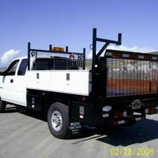 100 Contractor Truck Industrial Bodies