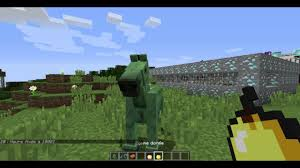 comment monter sur un cheval sur minecraft launcher