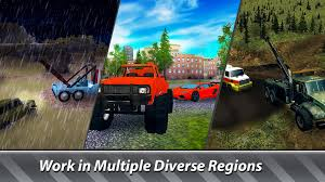 Tow Truck Emergency Simulator: Offroad And City! - Android Games In ...