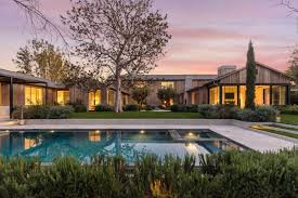 100 Holmby Hills Estate Of Former Paramount Chief Brad Grey