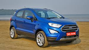 Ford EcoSport 2018 - Price, Mileage, Reviews, Specification, Gallery ...