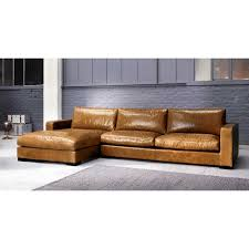 canapé d angle cuir marron 107 best canapés images on corner sofa corner and