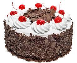 Cake Slide Black forest