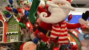 Raz Christmas Trees by Raz North Pole Village Decorated Christmas Tree Youtube