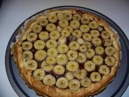 dessert rapide chocolat banane recette de tarte nutella banane simple et rapide la recette facile
