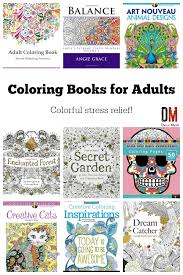 Coloring Books For Adults Relieve Stress And Are Loads