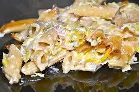 gratin de pâtes crème au gorgonzola et poireaux kitchen story