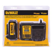 DEWALT Power Tool Batteries & Chargers Power Tool Accessories