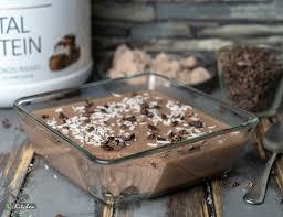 protein pudding ehrmann protein pudding rezept zum selbst
