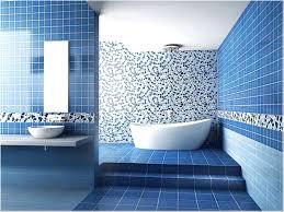 bathroom enchanting bathroom design ideas with blue tiles and