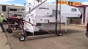 100 Truck Camper Dolly Camper Hoist YouTube